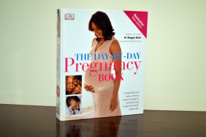 20151006 Dorling Kindersley- The Day-by-Day Pregnancy Book