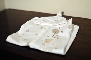 20151006 Mothercare - Newborn Bodysuit